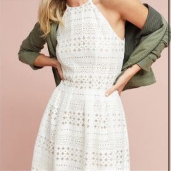 Eliza J Anthropology dress